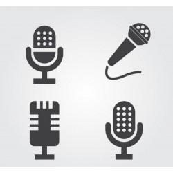 Микрофони и Мегафони