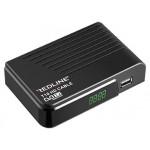 Комбиниран цифров ефирен DVB-T ,кабелен DVB-C и IPTV приемник Redline T10 HD