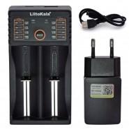 Автоматично Зарядно Устройство Liitokala Lii-202