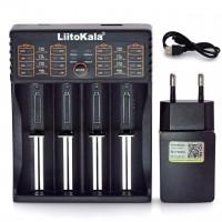 Автоматично Зарядно Устройство Liitokala Lii-402