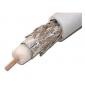 Коаксиален кабел RG6 U/4 100 метра.