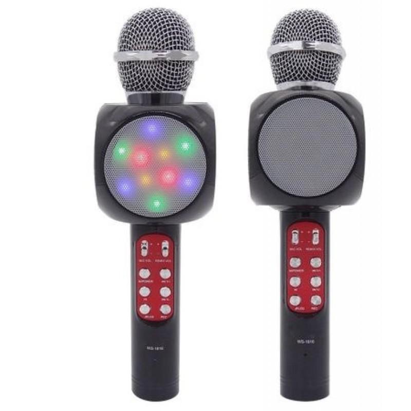 Bluetooth караоке микрофон
