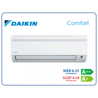 Инверторен климатик DAIKIN FTX25J3/RX25K