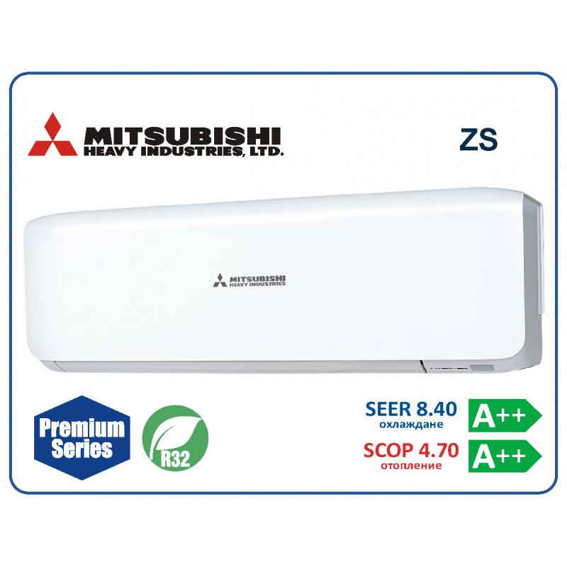 Инверторен климатик MITSUBISHI HEAVY SRK/SRC35ZS-W