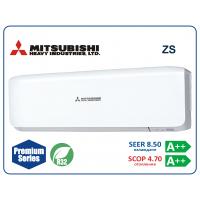 Инверторен климатик MITSUBISHI HEAVY SRK/SRC25ZS-W