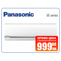 Инверторен климатик Panasonic CS-UE12RKE