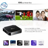 Смарт TV BOX X96 Mini 4GB /32GB Rom ANDROID 9.0
