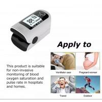 Уред за измерване на пулс и кислород в кръвта OXIMETER X1805